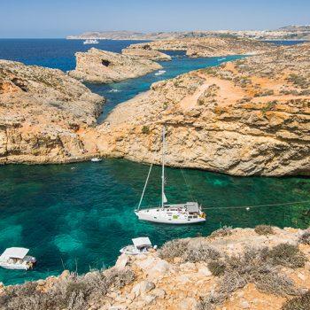Malta und mal dort